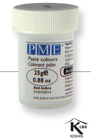 PME PME gélová farba – arktická biela