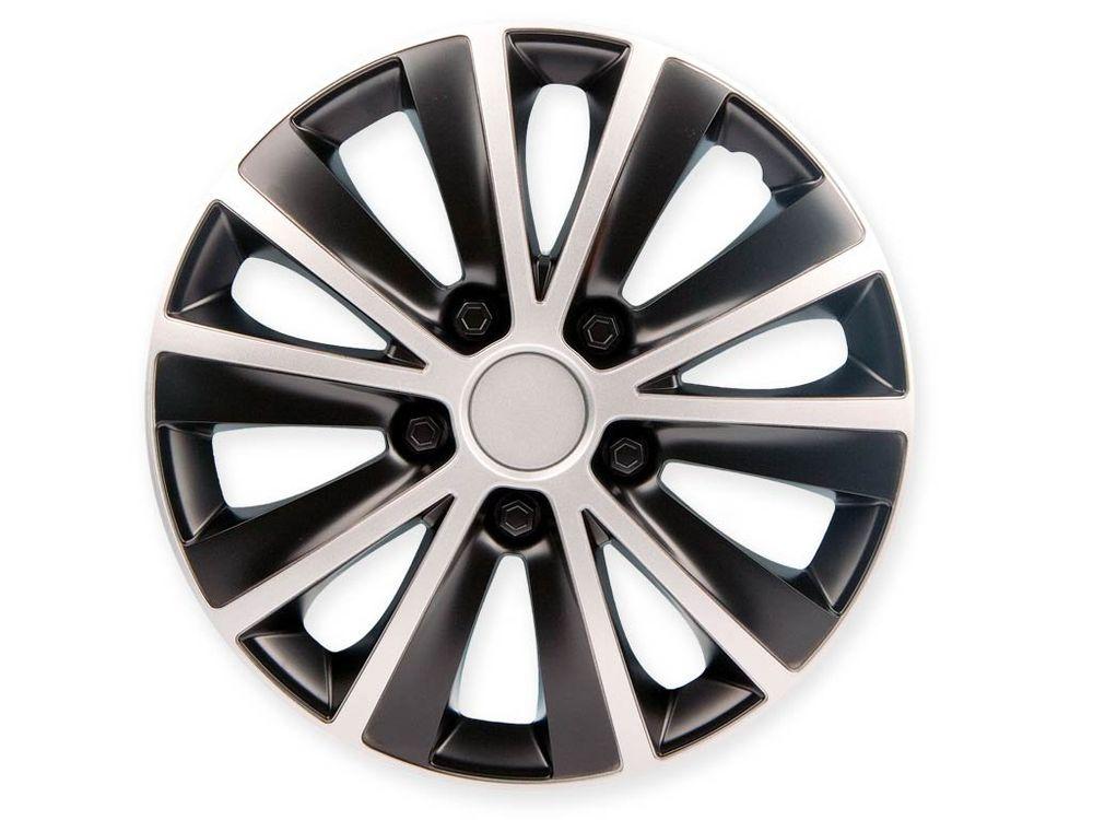Versaco Poklice RAPIDE 15 silver/black