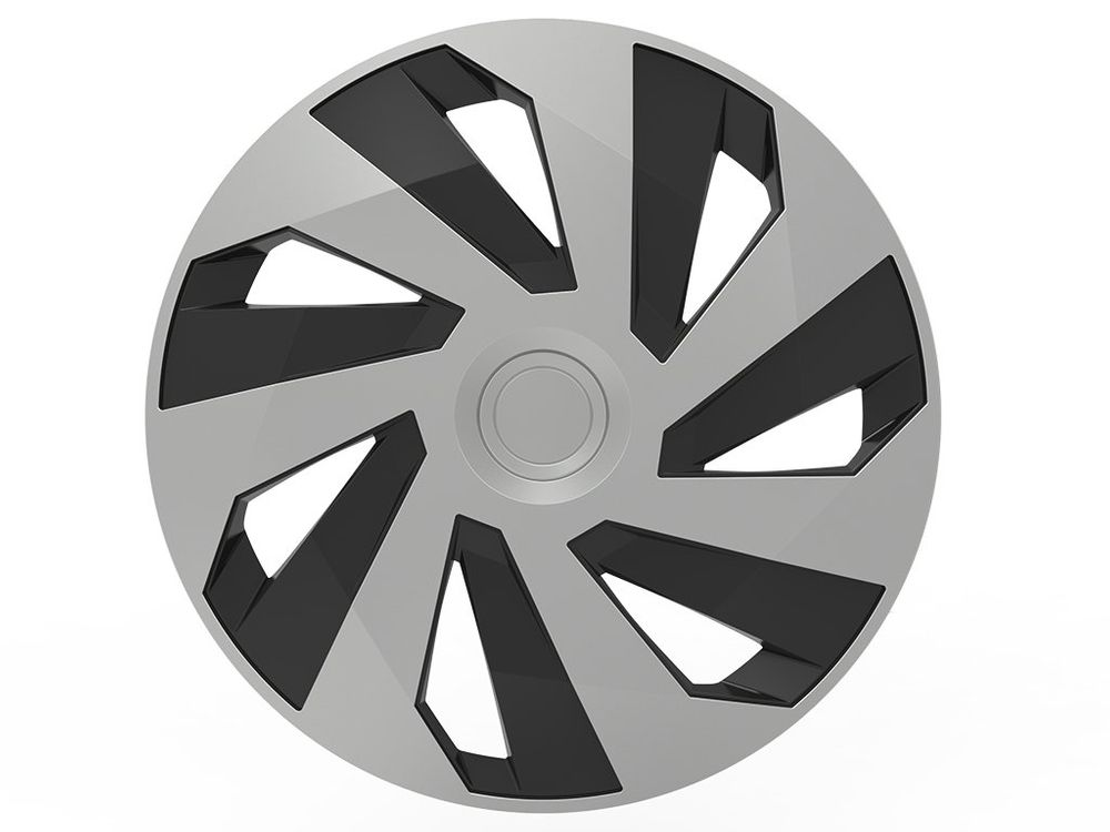 Versaco Poklice VECTOR 16 silver/black