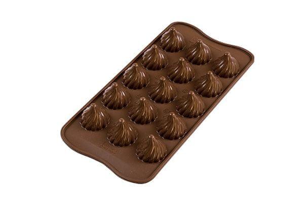 Silikomart Silikonová forma na čokoládu – špičky