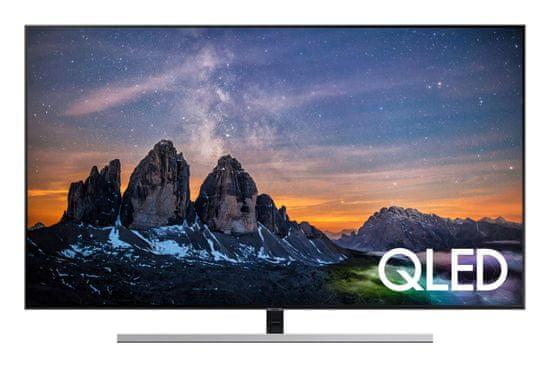Samsung televizor QE55Q80R - Odprta embalaža