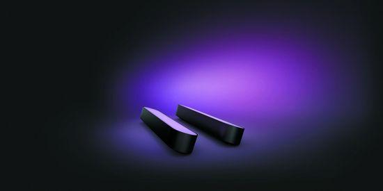Philips Hue sada LED stolových svietidiel 78202/30 / P7