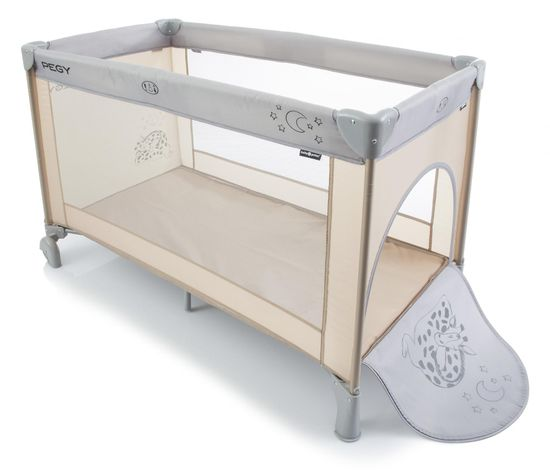Babypoint łóżeczko turystyczne Pegy 2019