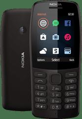 Nokia 210, černá