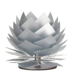 DybergLarsen Stolní lampa PineApple XS, 22 cm, hliník