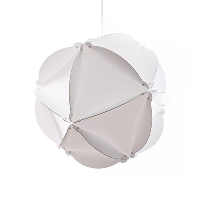 Danish Style Závěsný lustr Bolden, 40 cm