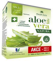 Pharma Activ Aloeveralife natura 1000 ml + 1000 ml