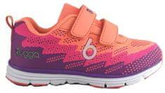Bugga dekliški športni čevlji, 36, rožnato oranžni
