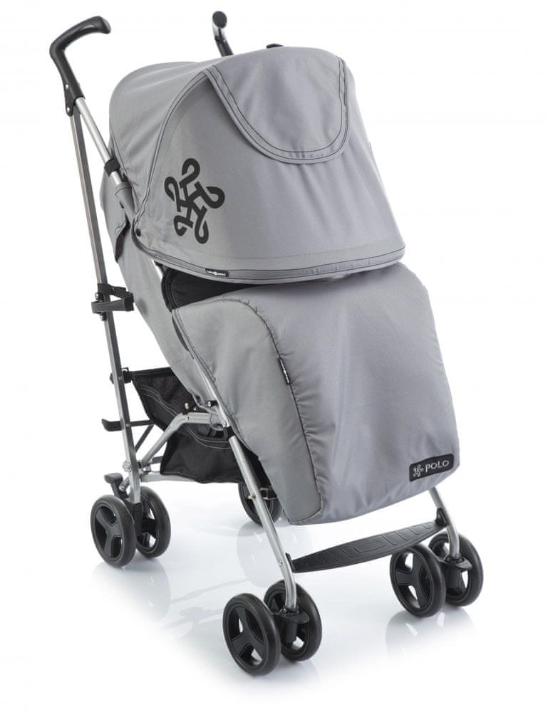 Babypoint Polo 2019 Gray