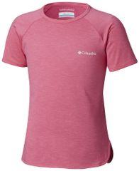 Columbia dívčí tričko Silver Ridge II SS