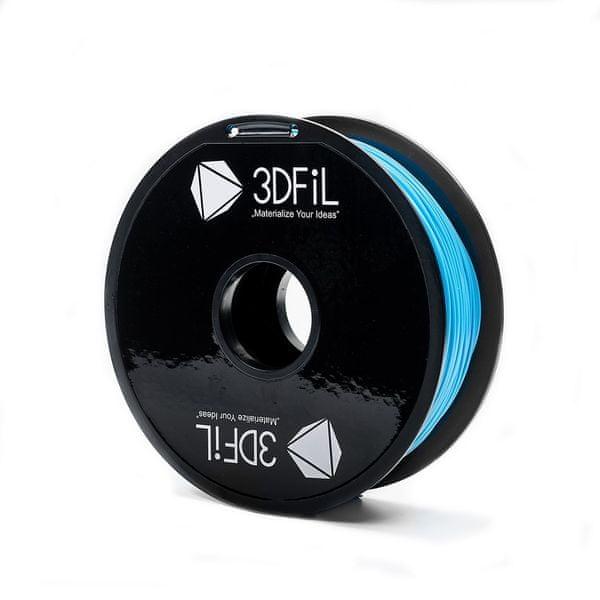 3DFiL PLA světle modrá - 1,75 mm - 1kg
