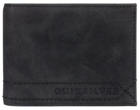 Quiksilver Peněženka Stitchy Wallet V Black EQYAA03775-KVJ0