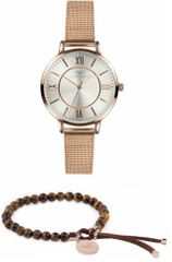VictoriaWallsNY sada hodinek s náramkem VWS007