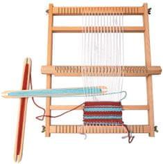 Bino Szövőkészlet gyapjúval