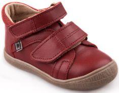 RAK dívčí kožené boty Kathleen
