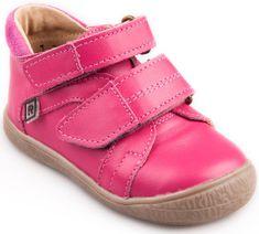 RAK dívčí kožené boty Wendy
