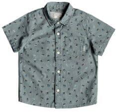 Quiksilver chlapecká košile Mini Motif SS