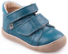 RAK chlapecké kožené boty Zachary