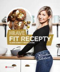 Svobodová Barbora: Hravé fit recepty - Sladké dobroty@baru_svobb