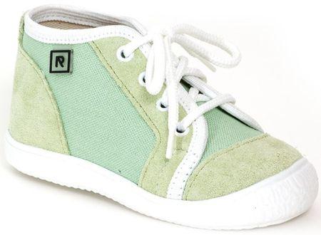 RAK chlapecké kotníkové tenisky Mint 25 zelená