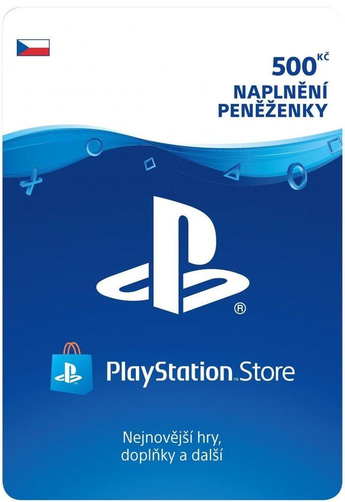 Sony Live Cards 500Kč