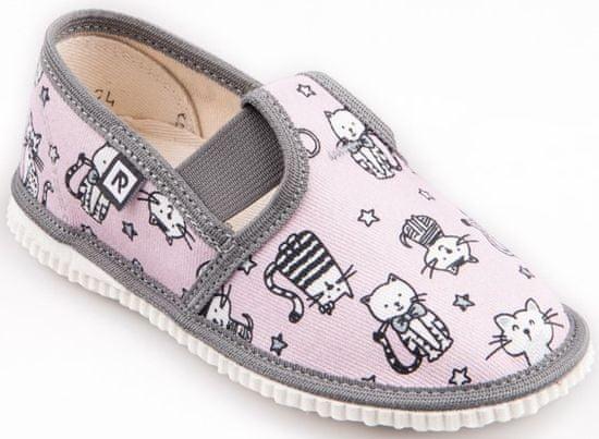 RAK djevojačke papuče, mačići