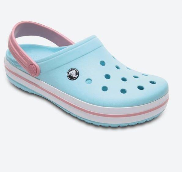 Crocs Crocband Clog Ice Blue/White M7/W9 (39,5)