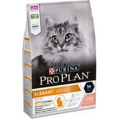 Purina Pro Plan hrana za mačke Derma Plus, losos, 3 kg