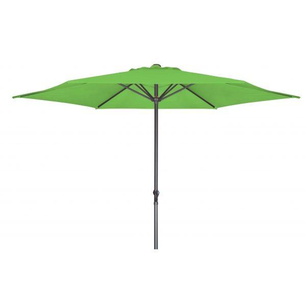 Doppler Slunečník Basic lift 300 cm jabl. zelený