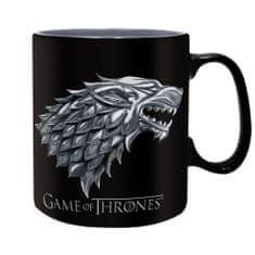 Hrnek Game of Thrones - Stark/Winter (0,46 l)