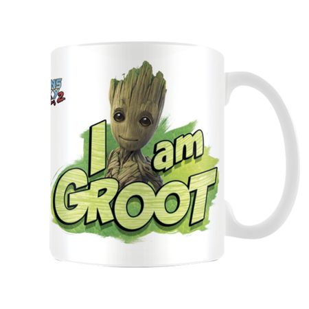"Hrnek Guardians of the Galaxy - ""I am Groot"" (0,3 l)"