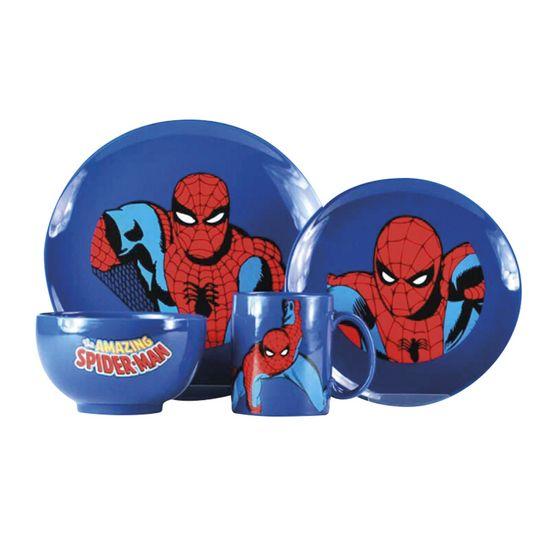 Sada jídelní Spider-Man (4 ks)