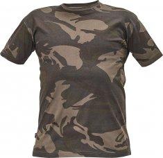 CRV Maskáčové tričko Crambe maskáčová L