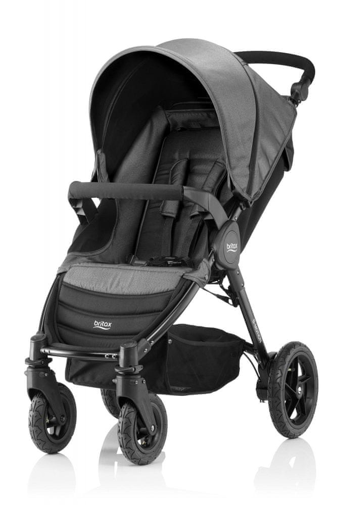 Britax B-Motion 4 Denim Black 2018