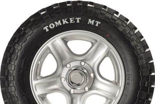 TOMKET MT 8PR RWL P.O.R. OWL 215/75 R15 Q103