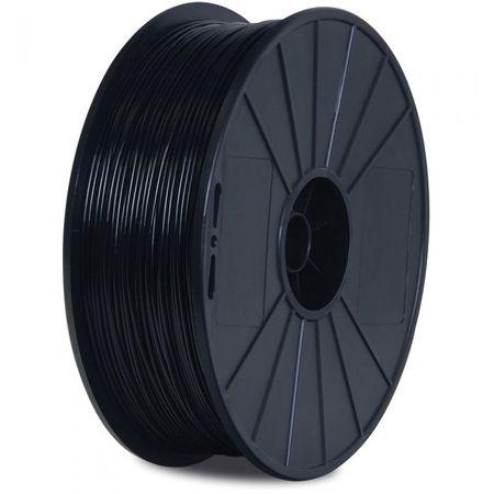 FlashForge PLA filament za 3D tiskalnik, 1,75mm, 1kg, črn