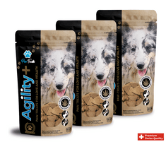 Paw-Treats Agility+ Triple Pack