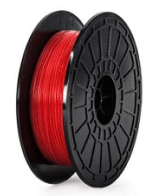 FlashForge PLA filament za 3D tiskalnik, 1,75mm, 1kg, rdeč