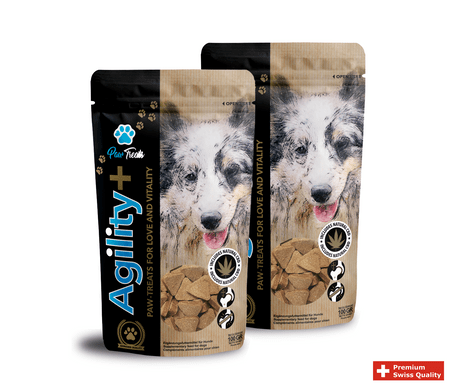 Paw-Treats Agility+ Double Pack