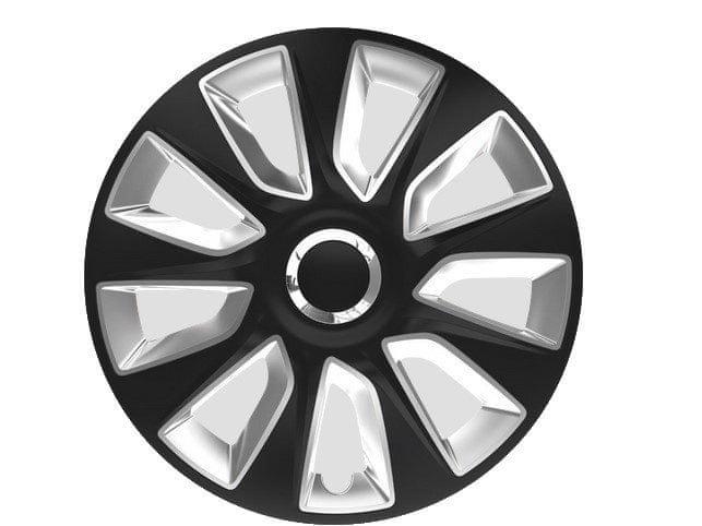 Versaco Poklice STRATOS RC 16 black/silver