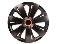 Versaco Poklice ENERGY 14 black/red ring