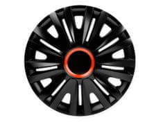 Versaco Poklice ROYAL 15 black/red ring