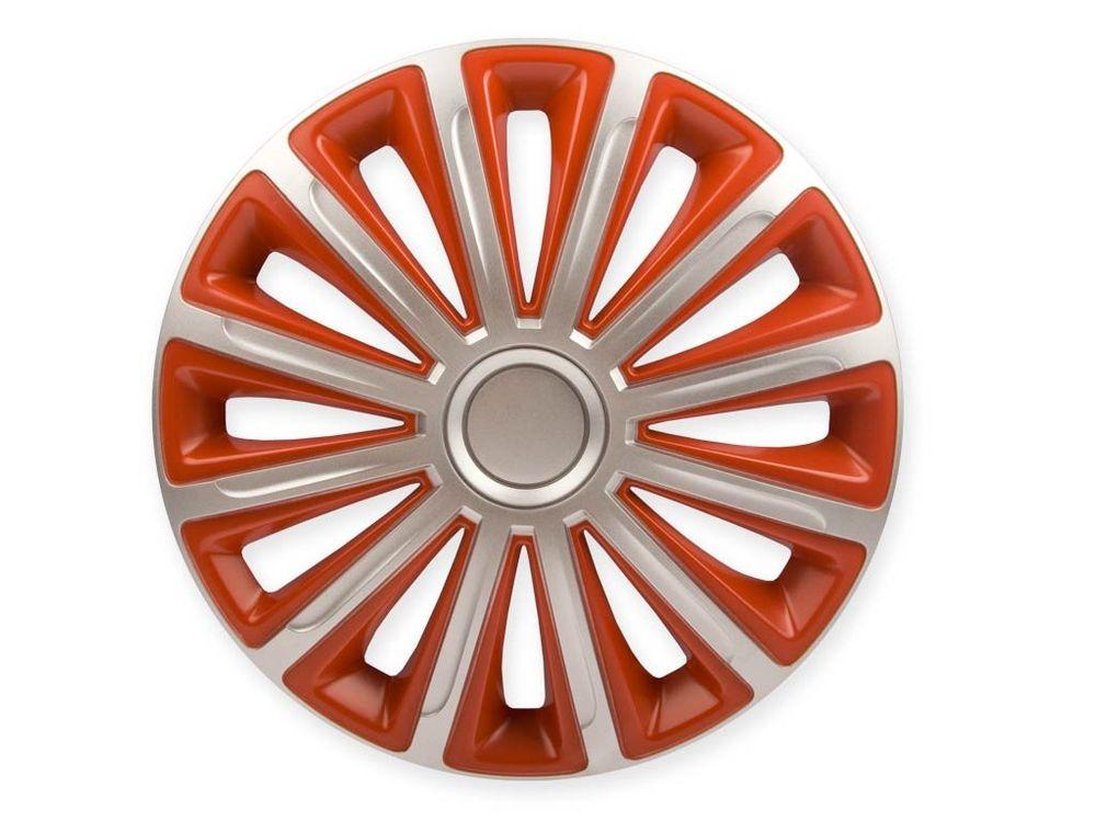 Versaco Poklice TREND 16 silver/red