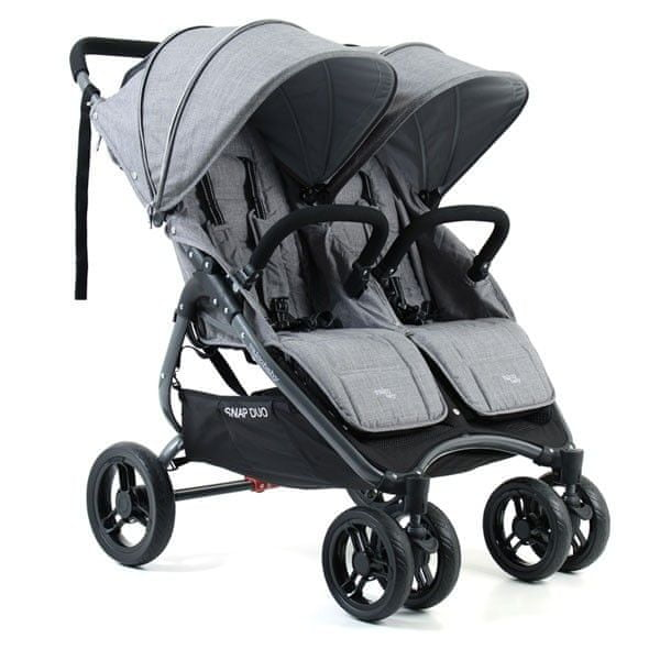 Valco Snap 4 Duo Tailor Made 2019 Grey Marle
