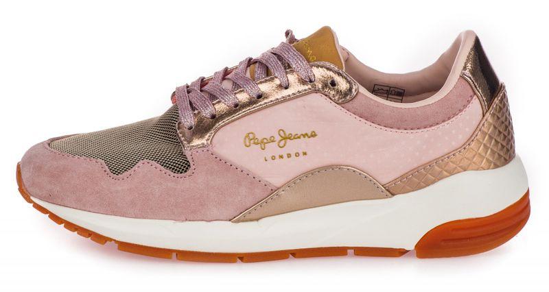 194b2228e4f48 Pepe Jeans dámské tenisky Foster Maya 39 růžová