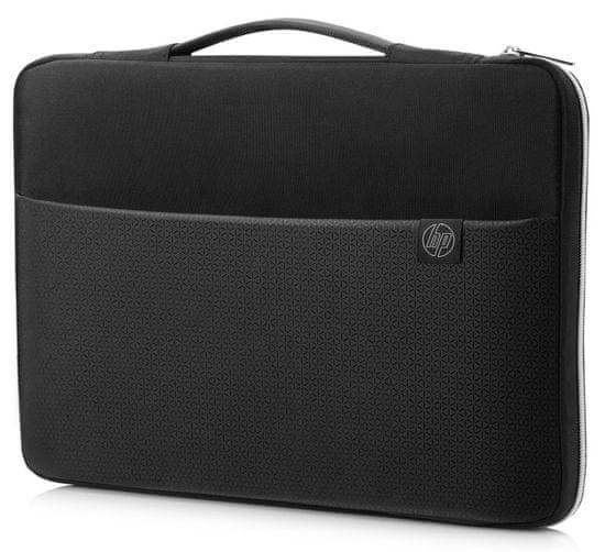 HP 15.6'' Carry Sleeve Black/Silver 3XD36AA