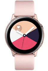 Samsung pametna ura Galaxy Watch Active, zlata