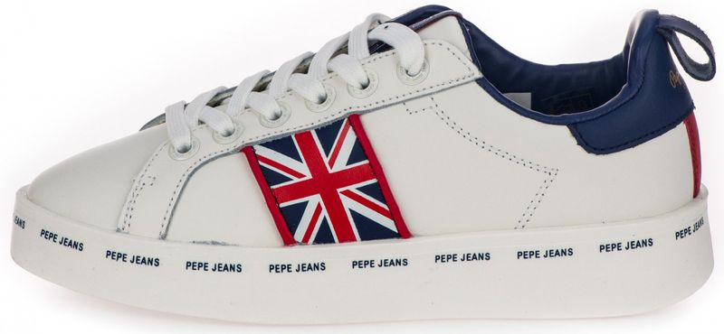 Pepe Jeans dámské tenisky Brixton Greek 41 bílá fc61904115f