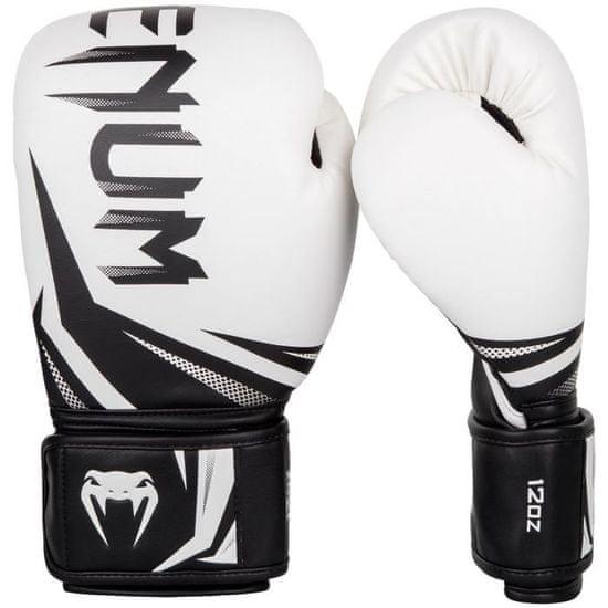 """VENUM Boxerské rukavice """"Challenger 3.0"""", bílá / černá 12oz"""