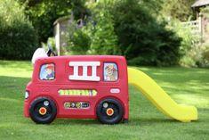 Little Tikes Dětská proléžačka - hasičské auto